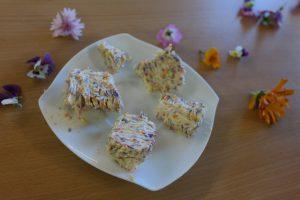 Wildkräuter-Blüten-Butter