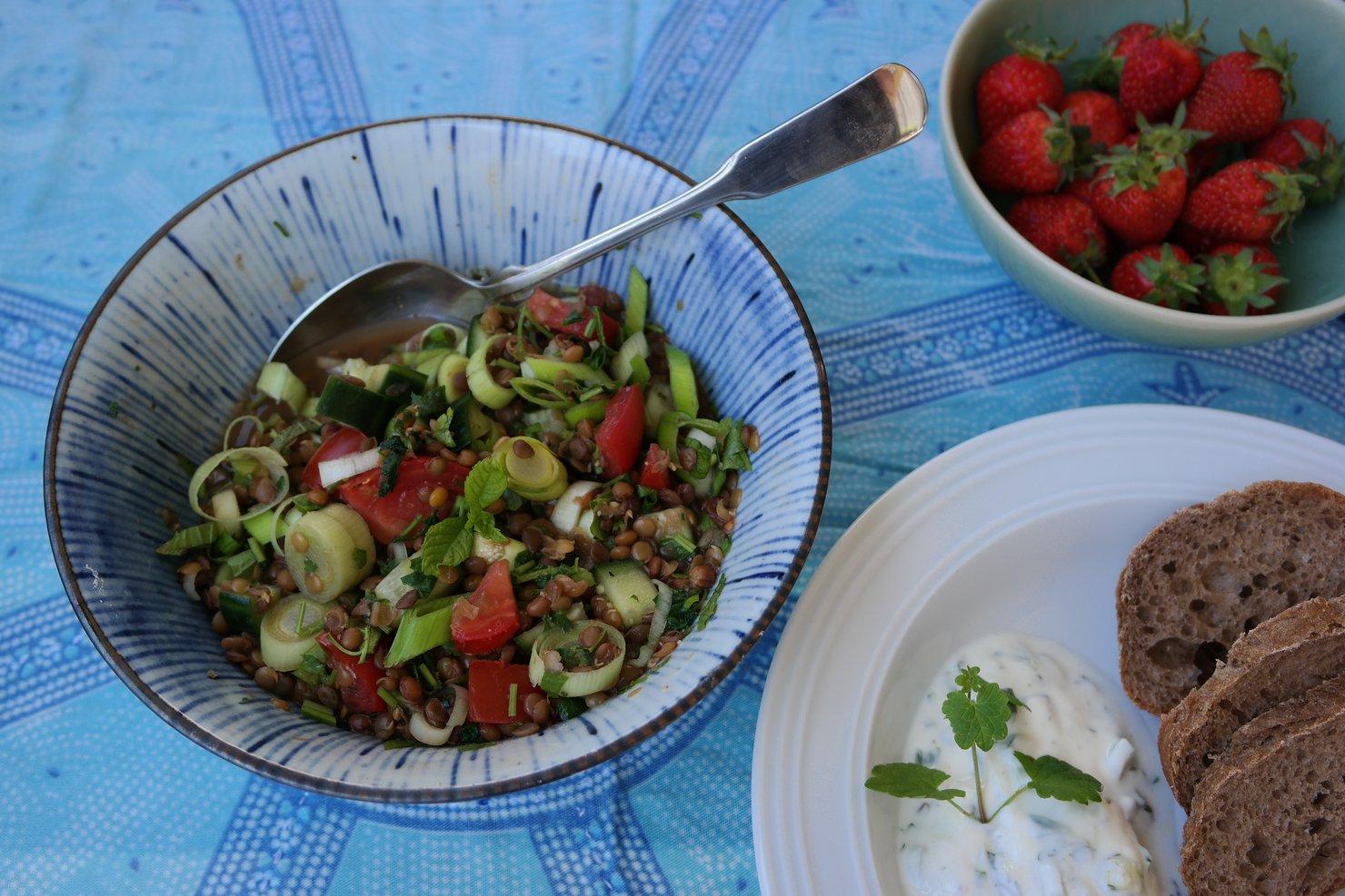 Kochabend mit veganen Rezepten